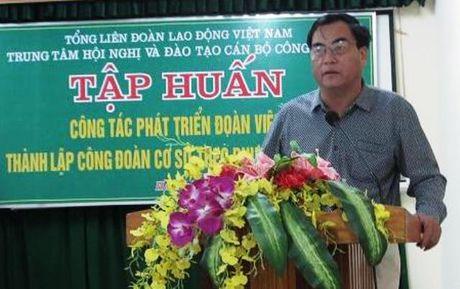 Tap huan phuong phap phat trien doan vien, thanh lap CDCS - Anh 2