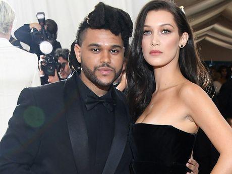 Cap doi Bella Hadid va The Weeknd tan ra - Anh 1