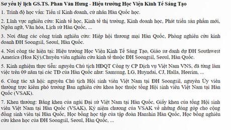 'Tien si vang tuc' voi hoc vien co bang cap tien si duoc cong nhan - Anh 1