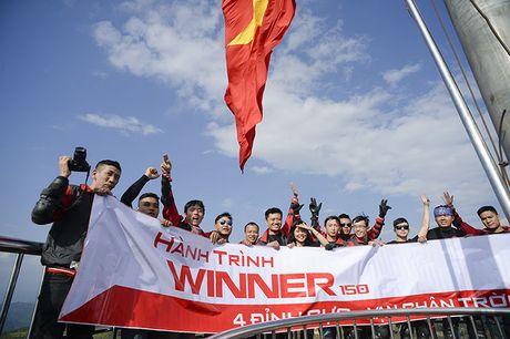 Honda Winner 150 phuot o cuc Bac Ha Giang - Anh 3