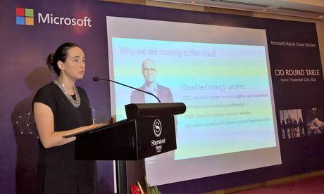 Windows Server 2016 va System Center 2016 ra mat thi truong Viet Nam - Anh 1