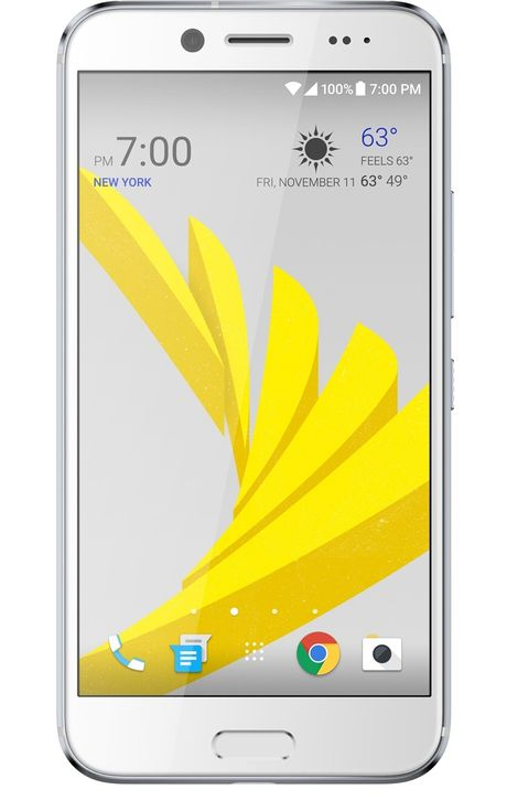 Smartphone HTC Bolt chinh thuc trinh lang, danh rieng cho nha mang Sprint - Anh 11