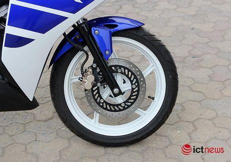 Ngam Honda CBR 150R phien ban dac biet tai Viet Nam co gia ban tren 100 trieu dong - Anh 14