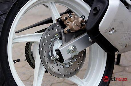 Ngam Honda CBR 150R phien ban dac biet tai Viet Nam co gia ban tren 100 trieu dong - Anh 16