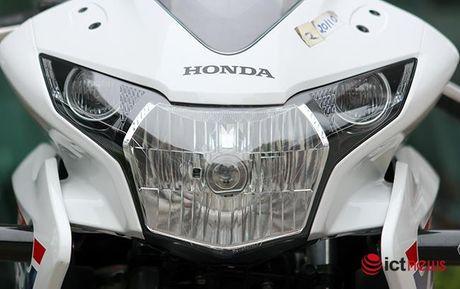 Ngam Honda CBR 150R phien ban dac biet tai Viet Nam co gia ban tren 100 trieu dong - Anh 20