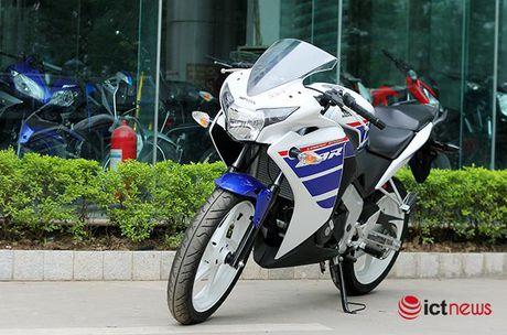 Ngam Honda CBR 150R phien ban dac biet tai Viet Nam co gia ban tren 100 trieu dong - Anh 1