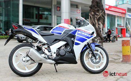 Ngam Honda CBR 150R phien ban dac biet tai Viet Nam co gia ban tren 100 trieu dong - Anh 2
