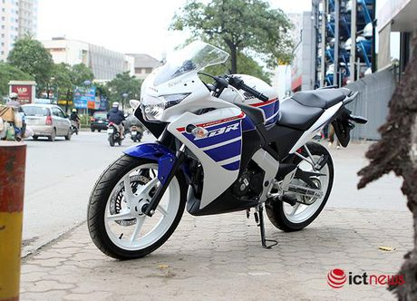 Ngam Honda CBR 150R phien ban dac biet tai Viet Nam co gia ban tren 100 trieu dong - Anh 3