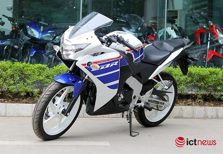 Ngam Honda CBR 150R phien ban dac biet tai Viet Nam co gia ban tren 100 trieu dong - Anh 5