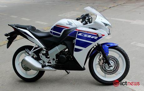Ngam Honda CBR 150R phien ban dac biet tai Viet Nam co gia ban tren 100 trieu dong - Anh 6