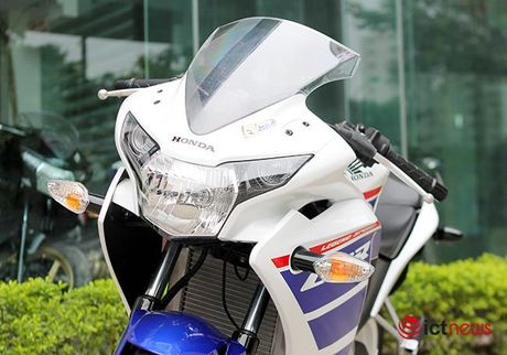 Ngam Honda CBR 150R phien ban dac biet tai Viet Nam co gia ban tren 100 trieu dong - Anh 8