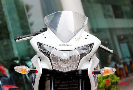Ngam Honda CBR 150R phien ban dac biet tai Viet Nam co gia ban tren 100 trieu dong - Anh 9