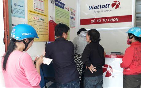 Nguoi choi ve so Sai Gon thich pho mac van may cho may - Anh 1