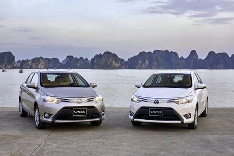 Toyota Viet Nam ban hon 5.000 xe trong thang 10 - Anh 1