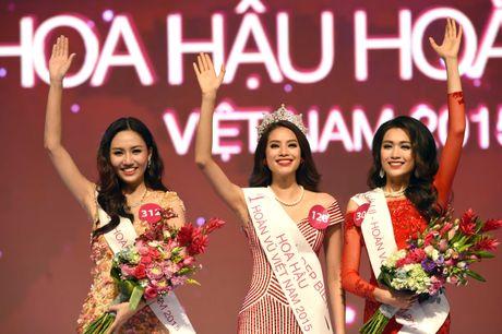 Hoa hau Hoan vu Viet Nam tro lai vao nam 2017 - Anh 1