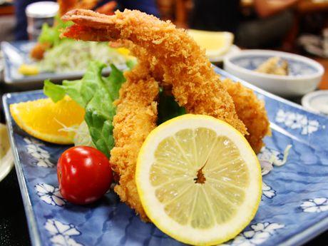 Cach lam tempura tom gion thom nhu nguoi Nhat - Anh 1