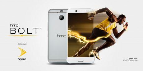 HTC Bolt ra mat voi man hinh 5,5 inch, dang giong HTC 10 - Anh 1