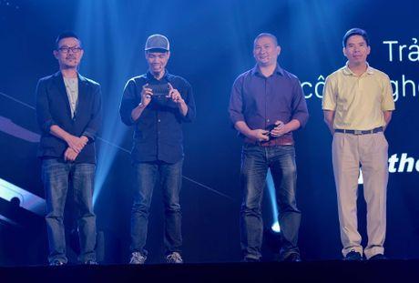 iPhone 7 trinh lang tai Viet Nam - Anh 23