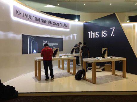iPhone 7 trinh lang tai Viet Nam - Anh 2