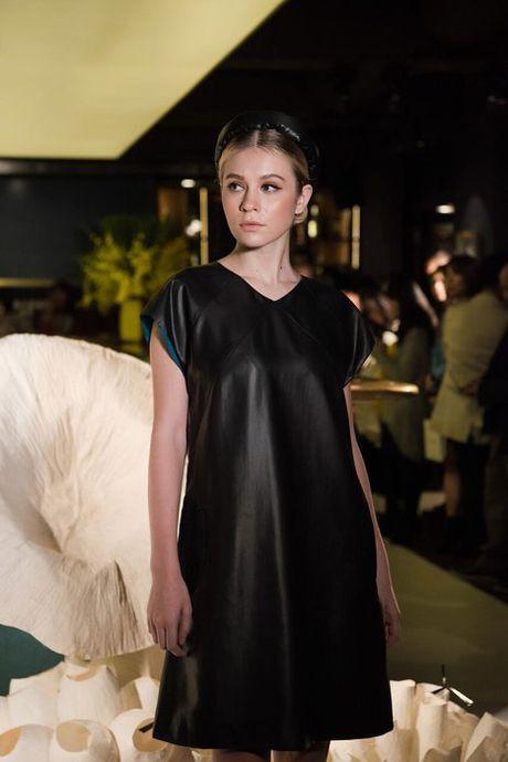 'Co gai noi loan' Andrea tai xuat trong show cua Cong Tri - Anh 5