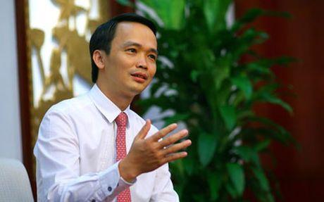 Ty phu so 1 Viet Nam doi chu: Trinh Van Quyet vuot Pham Nhat Vuong trong 1 gio - Anh 1