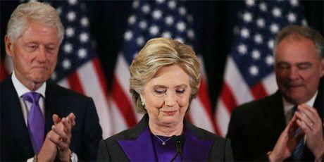 Hillary van con co hoi lam Tong thong - Anh 1