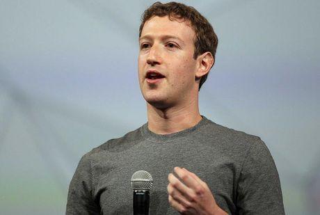Zuckerberg phu nhan viec Facebook phat tan tin gia tac dong bau cu My - Anh 1