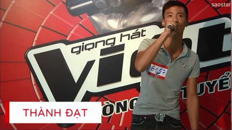 Bat ngo lo clip Dat Co thi The Voice 2017 - Anh 1
