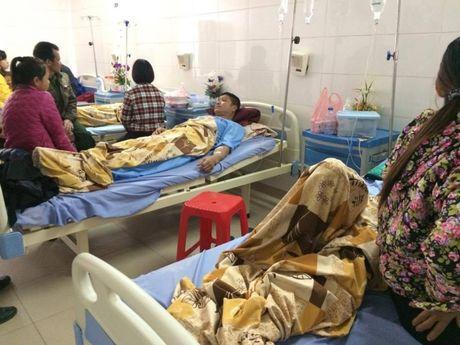 Nan nhan vu no lo hoi o Thai Nguyen ke lai phut kinh hoang - Anh 2