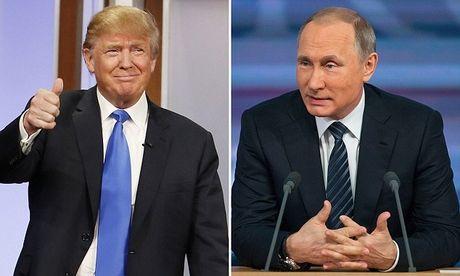 Quan chuc Nga: Ong Putin va Trump 'giong nhau den kinh ngac' - Anh 1