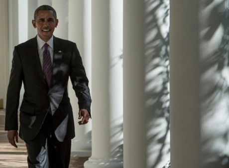 Obama, Trump gac lai khac biet de gap nhau tai Nha Trang - Anh 1