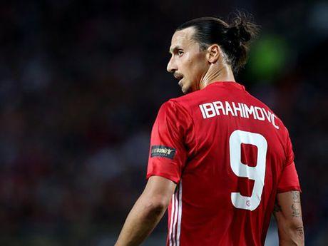 CAP NHAT sang 11/11: Ibra se giai nghe neu Man United vo dich. Rooney van la thu linh cua tuyen Anh - Anh 1