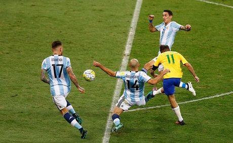Bao than Barca: Argentina dang co mot ke hoach chong Messi - Anh 2