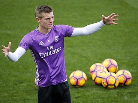 O Real Madrid, chan thuong tu tren troi roi xuong - Anh 1