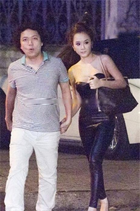 Nguoi tinh tren phim va ngoai doi trai nguoc cua Angela Phuong Trinh - Anh 8