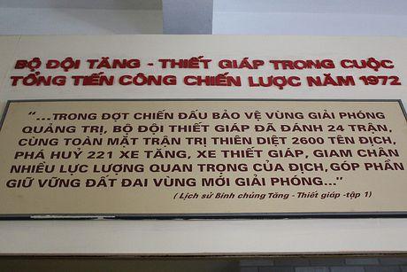 Cac tran danh then chot cua luc luong xe tang-thiet giap Viet Nam - Anh 7
