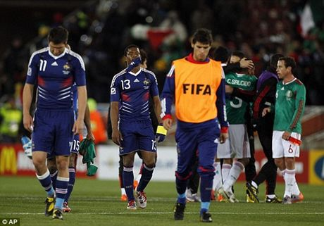 Messi va Argentina 'dinh dop' A quan World Cup? - Anh 10