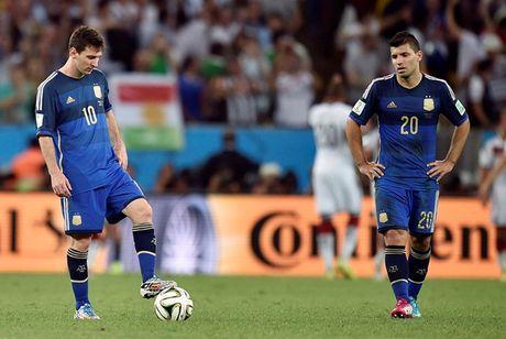 Messi va Argentina 'dinh dop' A quan World Cup? - Anh 2