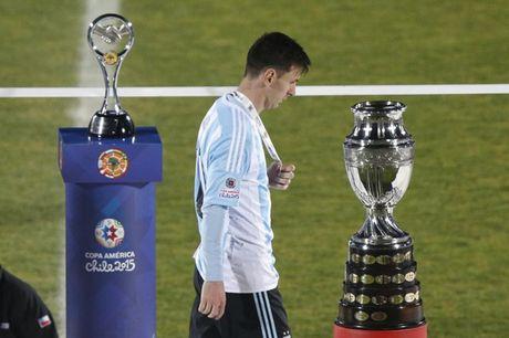 Messi va Argentina 'dinh dop' A quan World Cup? - Anh 3