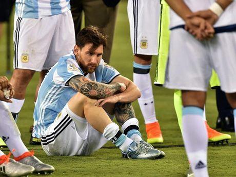 Messi va Argentina 'dinh dop' A quan World Cup? - Anh 4
