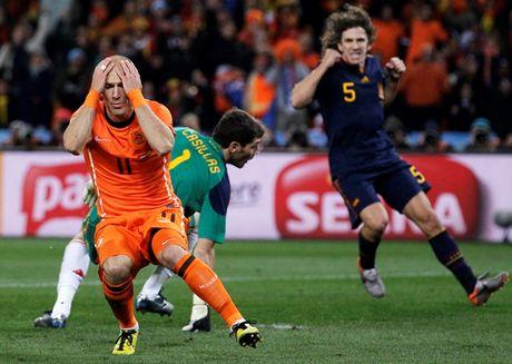 Messi va Argentina 'dinh dop' A quan World Cup? - Anh 5