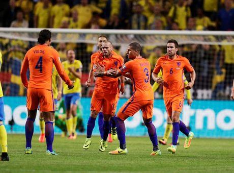 Messi va Argentina 'dinh dop' A quan World Cup? - Anh 7