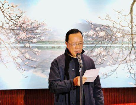 Trien lam tranh phong canh Nhat Ban cua hoa sy Pham Luan tai Tokyo - Anh 2
