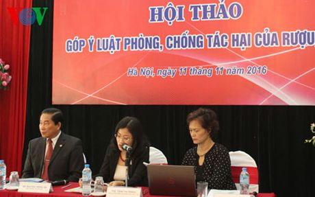 Viet Nam co ty le dan ong uong ruou bia cao nhat the gioi - Anh 1