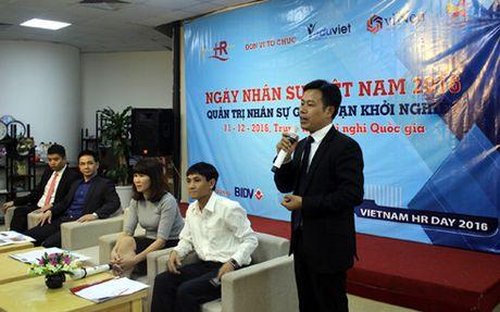Cong bo va gioi thieu Ngay nhan su Viet Nam 2016 - Anh 1