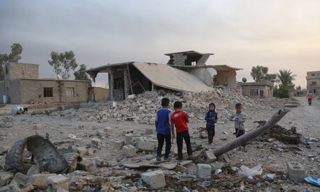 Lien hop quoc: IS giet hai 70 dan thuong tai Mosul trong tuan qua - Anh 1