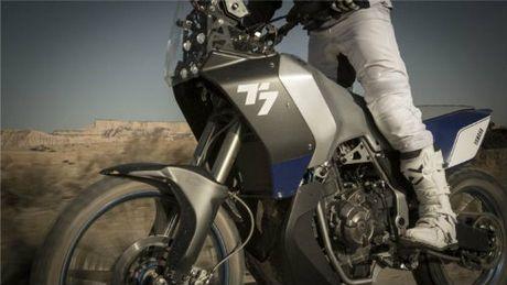 Yamaha T7 Concept lo dien lam nen huyen thoai moi? - Anh 11