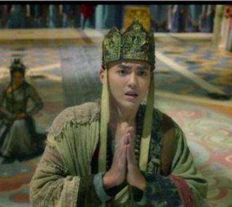 Chau Tinh Tri 'ca gan' treu gheo Thanh Long trong phim moi - Anh 2