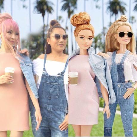 Ngan ngam truoc nhung phien ban loi cua bup be Barbie - Anh 2