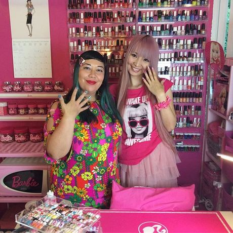 Ngan ngam truoc nhung phien ban loi cua bup be Barbie - Anh 4